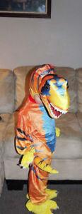 Dino Halloween costume sz4t