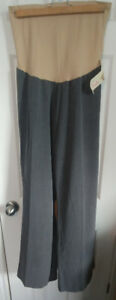 Plus Size Maternity Dress Pants - Size 2X