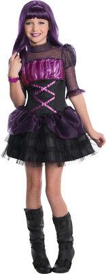Mädchen Kind Monster High Elissabat Kostüm