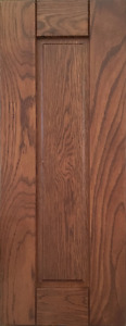 IKEA Lixtorp solid oak kitchen cabinet doors [Akurum]