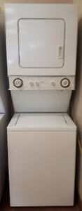 Inglis HD Apt/Condo Sized Stackable Washer & Electric Dryer
