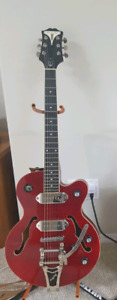 2014 Epiphone Wildkat with Upgrades