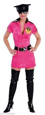 Polizist Sexy Polizistin Polizei Kostüm Kleid Uniform Damen - Swat Kostüm Damen