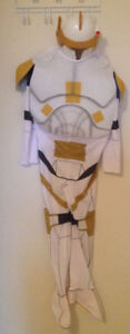 STAR WARS Costume with Mask   for $18