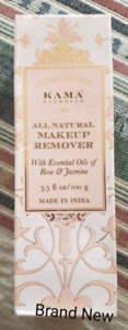 KAMA AYURVEDA All Natural Makeup Remover With essential oils