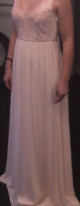 Size 2 Dress from David's Bridal - Brand New - Never Worn
