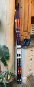 Women's Cross Country Skis and boots