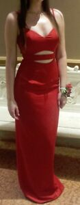 Gorgeous Red Formal Gown Windsor Region Ontario image 4