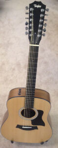 Taylor 12 String Dreadnought guitar 150C