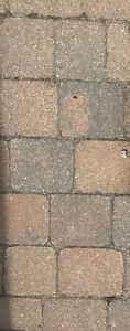 600 sq ft of pave unis- $1.00 per square foot!!!!