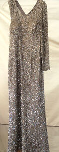 Sherri Hill size 10 sequin gown Windsor Region Ontario image 1