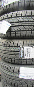 P235-70-15 Unused Tires Ironman RB