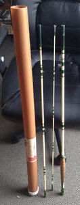 SHAKESPEARE FLY ROD.  MADE IN CANADA.