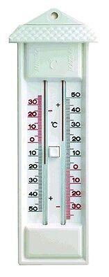 min-max-thermometer giardino termometro Bianco TFA 10.3014.02 Termometro esterno