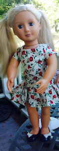 """18"""" Maplelea, American Girl, Our Generation, Sophia doll clothes Kitchener / Waterloo Kitchener Area image 5"""