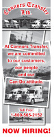 * Company Expanding - CAN/USA Drivers Required *