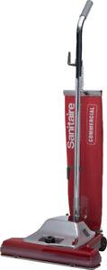 Sanitaire Upright Vacuum - SC899F