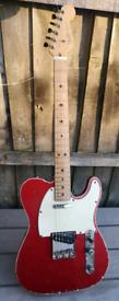 Fender telecaster / stratocaster hybrid usa parts
