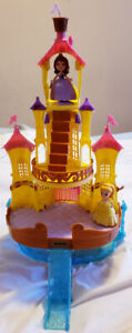 Disney Sofia the First - 2-in-1 Sea Palace Playset - $25