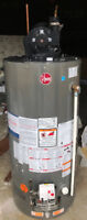 USED GAS HOT WATER HEATER IN MINT CONDITION FOR SALE