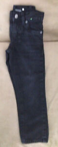 4T black jeans.  NEW