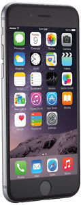 Apple iPhone 6 16GB Factory Unlocked GSM Cell Phone Space Grey Cambridge Kitchener Area image 1