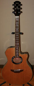 Yamaha APX500 II Thinline Acoustic Electric Guitar