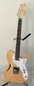 Cole Clark Culprit 3SST semi-hollow electric guitar