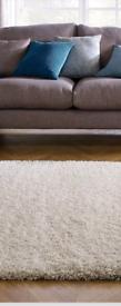 Cream Large Carpet