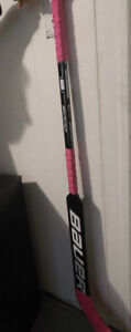Hockey goalie stick