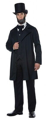 Abraham Lincoln/Andrew Jackson/Frederick Douglass- Adult Costume