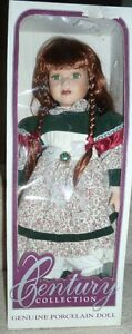Hand Crafted Porcelian Doll by Century Collection