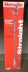 Homelite 26cc Straight Shaft Trimmer