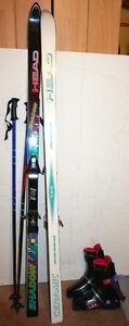 Mens 185 Head Shadow Skis
