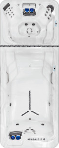 Best in Design, Performance & Economy TidalFit Swim Spa on Sale