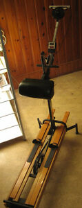 Nordic Track Classic Skier w/monitor Great Shape West Island Greater Montréal image 7