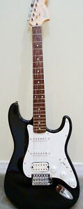 ELECTRIC GUITAR SQUIER STRAT  AFFINITY  BY FENDER