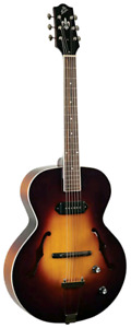 The Loar LH-309 hand-carved solid Spruce top like new