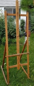 ART EASELS / CHEVALETS pour ART