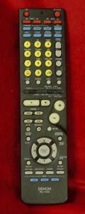 Denon Rc-1000 Home Theater Receiver Remote