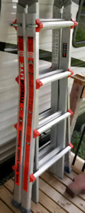 Little Giant Multiuse Ladder