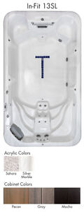 BRAND NEW 13' SWIM SPA - FACTORY DEMO - 1 ONLY - HOT TUB SALE!!!