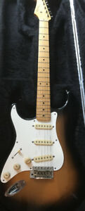 Fender Stratocaster Left Handed Lefty LH