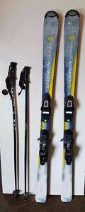 ski w poles