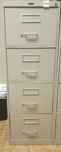 Metal filing cabinets – NEW REDUCED PRICES!!!