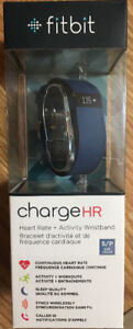 Fitbit Charge HR - Brand New