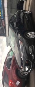 2017 Black Chevrolet Cruze