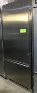"""Dacor 36"""" built-in fridge"""