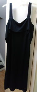 THE GAP BLACK DRESS NEW WITH TAGS SIZE LARGE PETITE $10