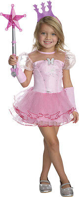 Baby Glinda Costume (Girls Wizard of Oz Glinda Costume Tutu Fancy Dress Child Kids Good Witch)